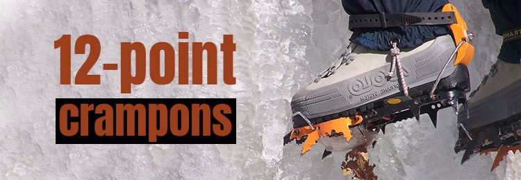 12-Point Crampons