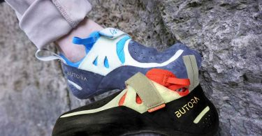 Wide Fit Climbing Shoes
