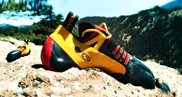 how to pick climbing shoes